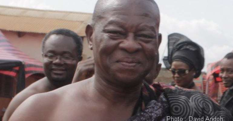 Prosper Bani orchestrated my defeat at NDC congress - Boateng Gyan