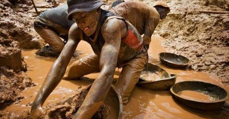 Dear, Nana Addo-Dankwa Akufo-Addo You Are Losing The Galamsey Battle!