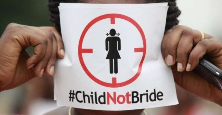 Stop child marriages now! Upper West children cry