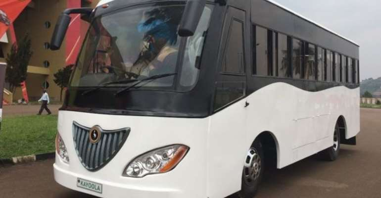 Kiira Motors now hopes to attract partners to help mass produce the bus