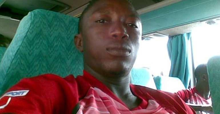 Ghana defender Godfred Saka