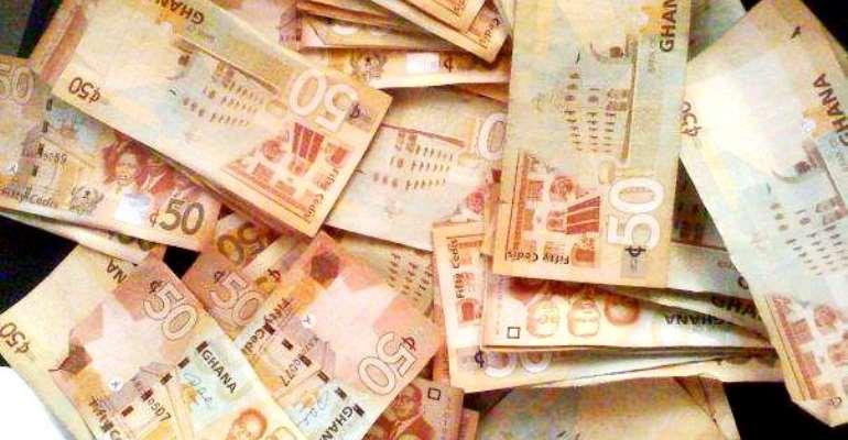 OccupyGhana Barks Over GH¢107m Debt