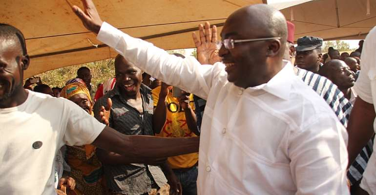 NDC MUST APOLOGISE TO DR BAWUMIAH FOR WRONGFULLY CALLING HIM A LIAR