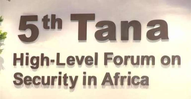 Tana shoves global security in Africa's plight