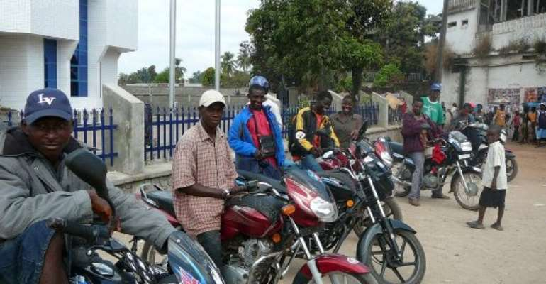 Enforce law on ban of motorcycles-NRSC tells Police