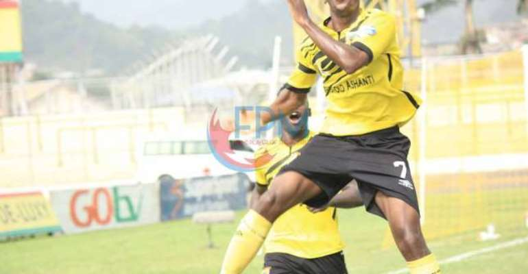 GPL Review: AshGold open 7 point lead
