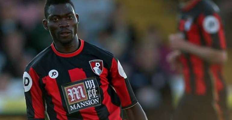 Ghana and Bournemouth winger Christian Atsu