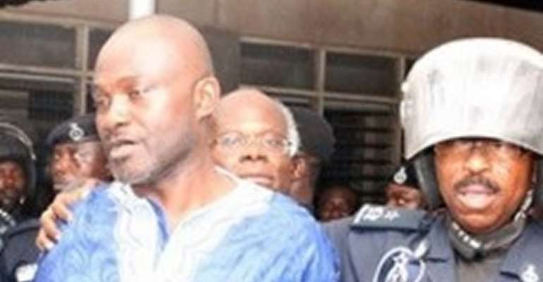 Kennedy Agyapong granetd bail by Fast Track High Court