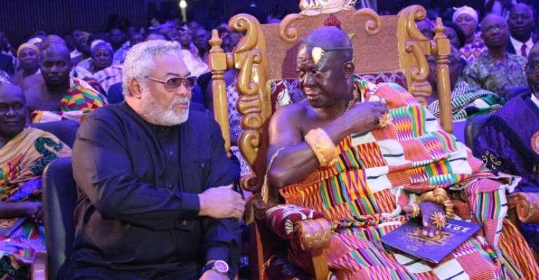 Rawlings Laments Scarce Patriotism In Ghana
