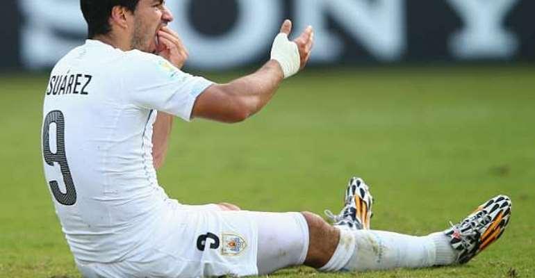 FIFPro say Luis Suarez ban