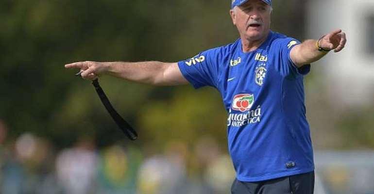 Brazil head coach Luiz Felipe Scolari wary of Chile threat at FIFA World Cup