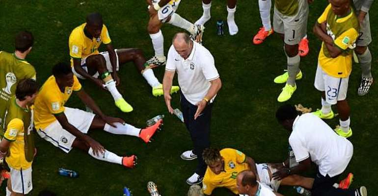 Substance over style takes Brazil to last eight of FIFA World Cup ahead of Chile