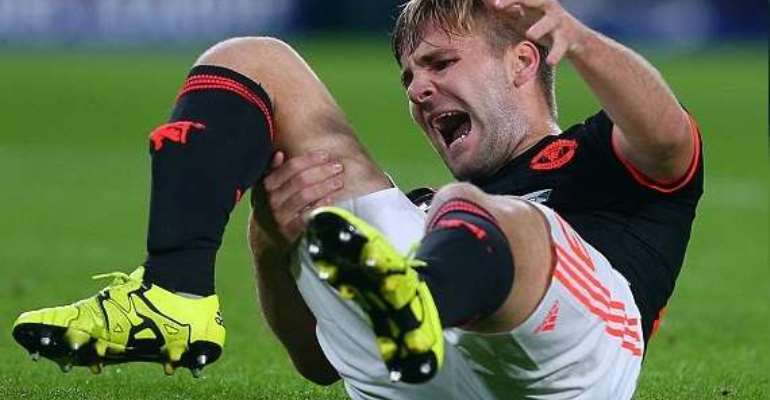 Pictures: Top five worst injuries in world football
