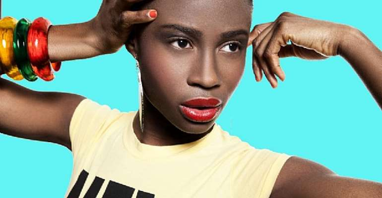 African Women Are Looking For Ready Made Men…..... Austrian Born Nigerian Model, Lydia Obute