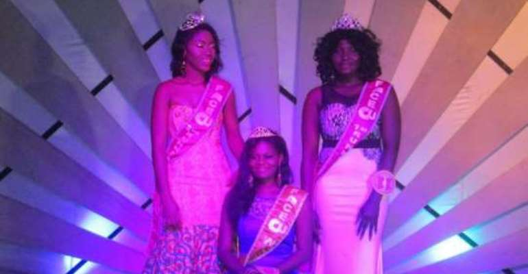 Ms Oforiwah Asare crowned Face of Central University