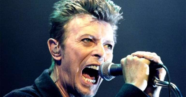 David Bowie dies of cancer at 69; Tributes paid to him from across the world