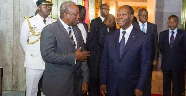 Mahama, Ouattara To Address Africa CEO Forum 2016