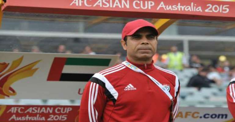 Dreams: United Arab Emirates dreaming of Asian Cup final, says coach Mahdi Ali