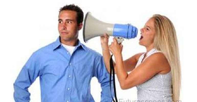 making women listen