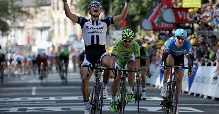Teamwork key to Tour de France stage victory, says Marcel Kittel