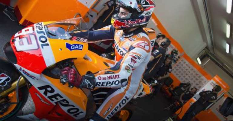 MotoGP: World champion Marc Marquez not happy with new Repsol Honda bike