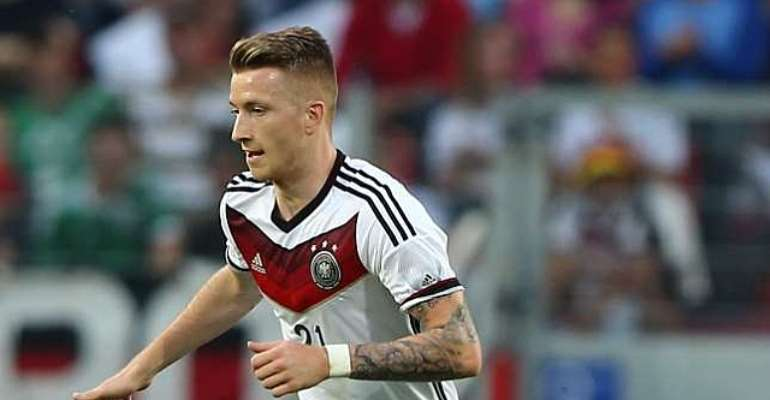 Marco Reus upset with World Cup injury