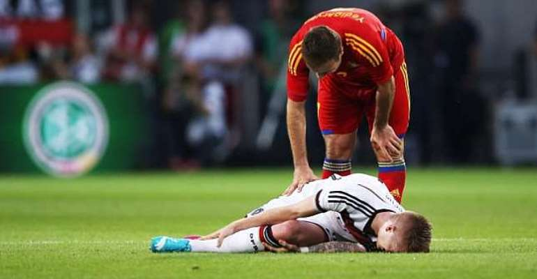 Fatal blow: Marco Reus ruled out of World Cup