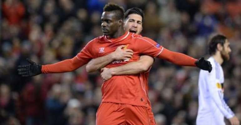 Rival fans' choice: Mario Balotelli for Liverpool player of the year award