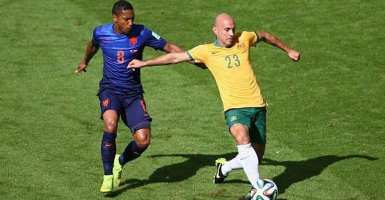 Australia midfielder Mark Bresciano unlikely to face Spain