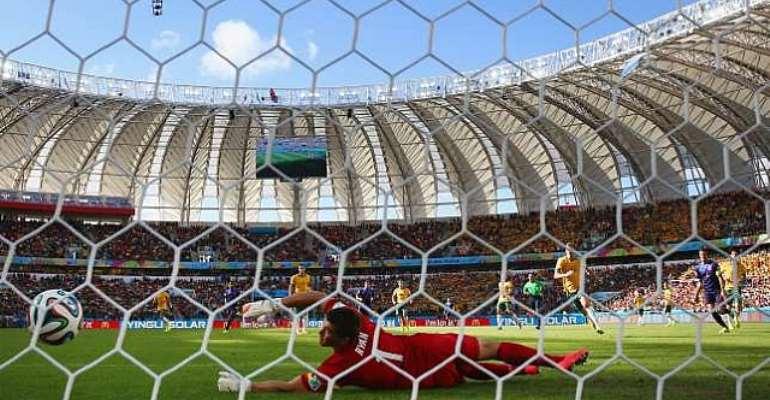 Australia goalkeeper Mat Ryan haunted by FIFA World Cup performances