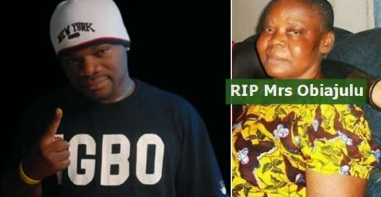 MC Loph's Mum Passes Away Exactly Two Years Of His Demise