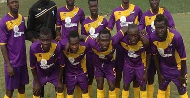 Detractors at work: Aduana CEO Commey rubbishes Medeama's protest