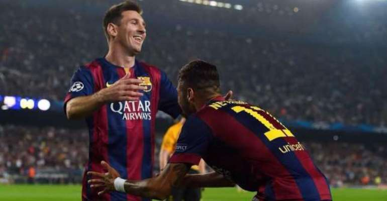 Barcelona 5-0 Levante: Messi grabs hat-trick in Barca rout