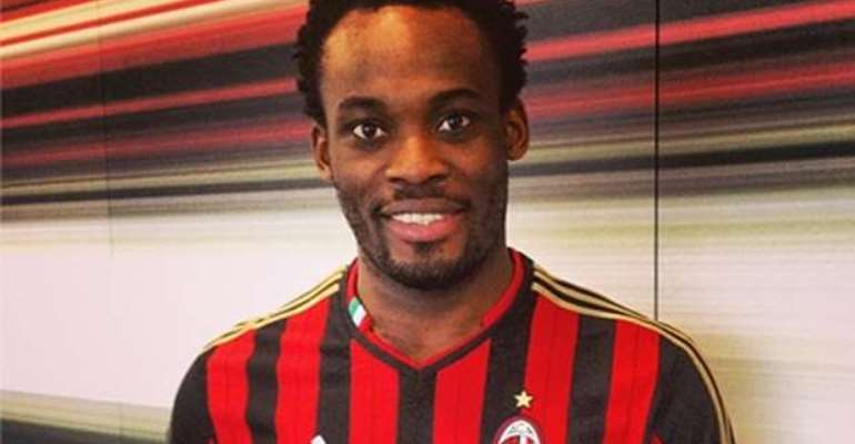 Michael Essien fears staging Nations Cup could be dangerous due to Ebola