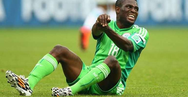 Michel Babatunde set to miss rest of FIFA World Cup