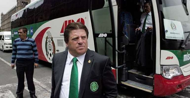 Possibilities are endless for Mexico, insists Miguel Herrera