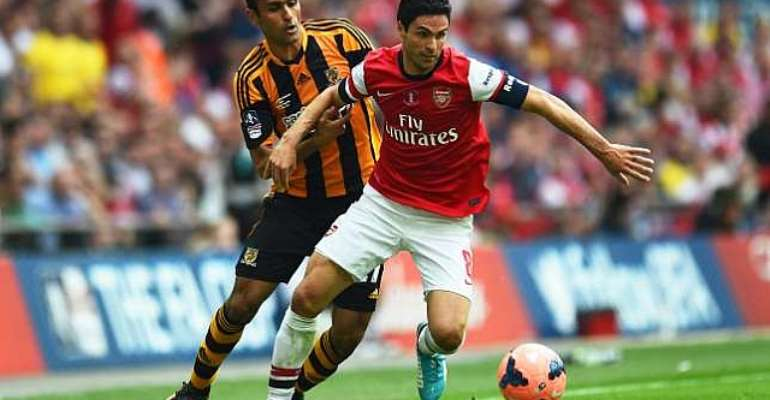 Motivations: Mikel Arteta claims Arsenal's FA Cup win will inspire them in the Premier League