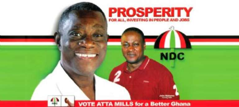 Mills-Mahama Email