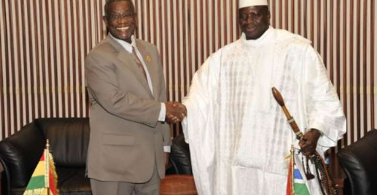 Mills and Jammeh