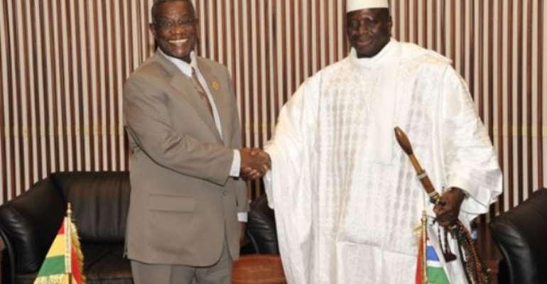 Update: Gambia, Ghana agree on murdered Ghanaians