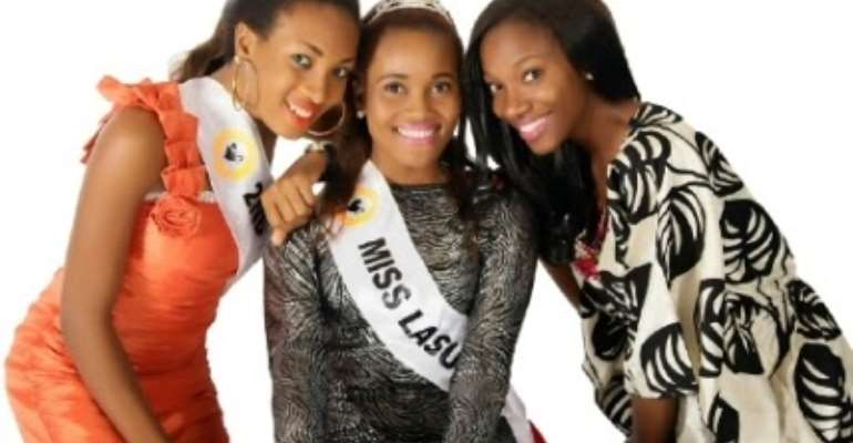 New Miss LASU Is A Beauty To Behold