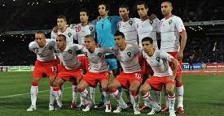 Trouble: Morocco banned from next two AFCONs