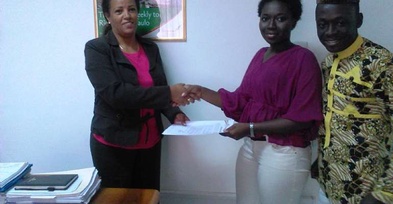Ethiopian Airline To Support Young African Women Congress (YAWC) 2016