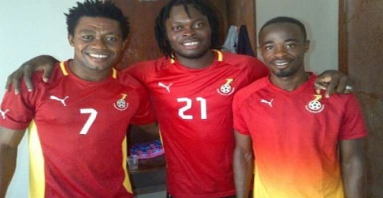 Ghana names squad against Mediterranean Knights of Libya