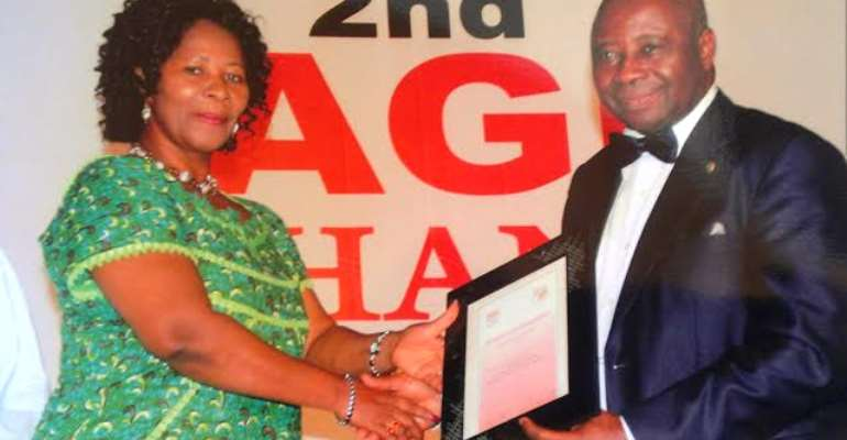 GhanaMade gets AGI recognition