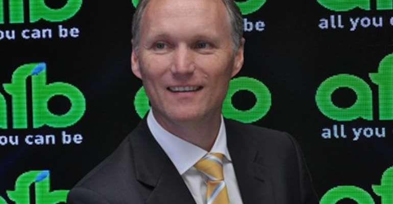 afb Group Chief Executive Officer, Karl Westvig