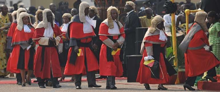 Let's pray for Supreme Court judges — Fredua Anto