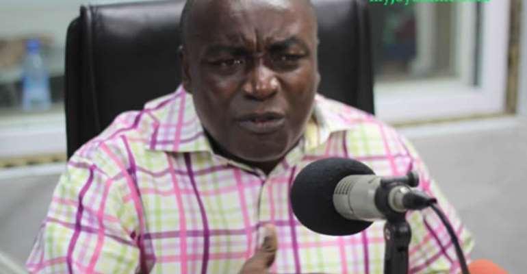 Kwabena Agyepong refutes reasons for suspension