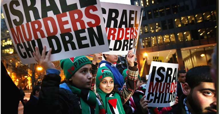 The Palestinian 'Genocide' Lie—A Rebuttal 'The Irony'