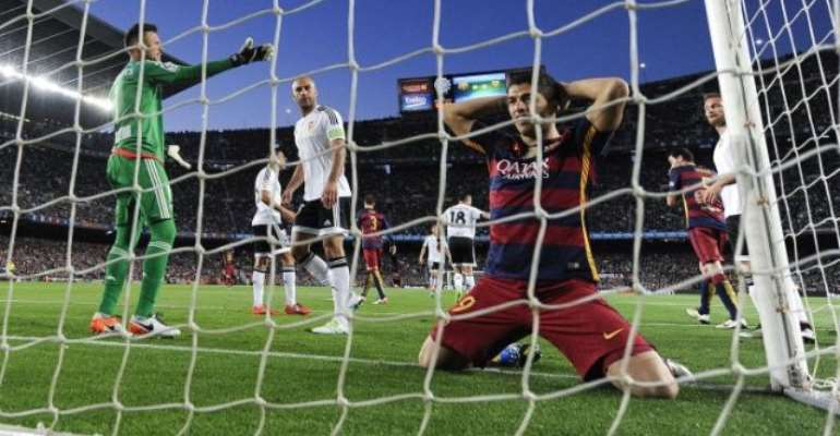 Barcelona crisis deepens as they lose again